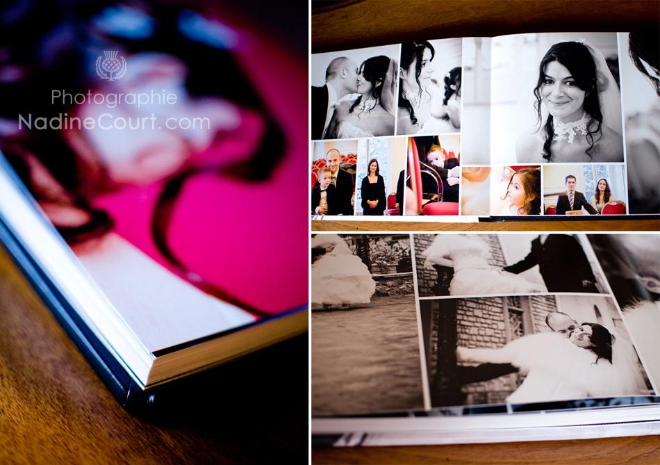 mise en page livre mariage nadine court photographe de mariage livre graphistudio - Livre Sur Le Mariage