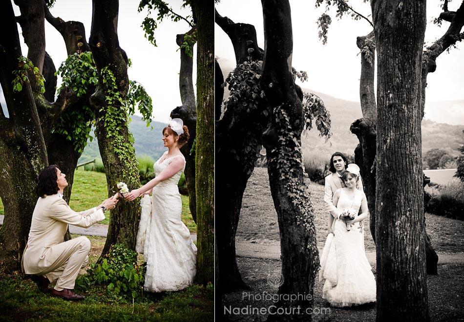 poses photos mariés poses des mariés dans un