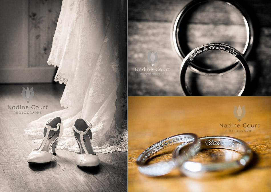 accessoires de la marie et alliances - Prparatif Mariage