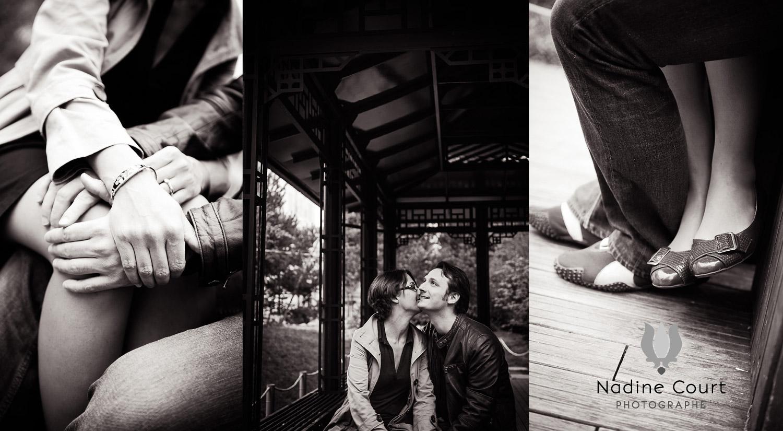 Séance amoureux à Paris