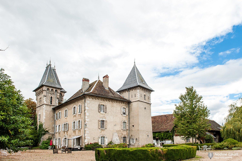 Ch teau de saint sixt mariage de c e - La roche sur foron office du tourisme ...