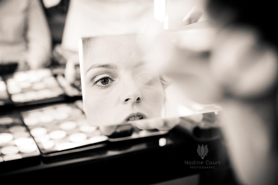 S rie coup de coeur c cile bruno for Reflet dans le miroir